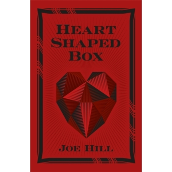 Heart-Shaped Box (GOLLANCZ S.F.) Hardcover
