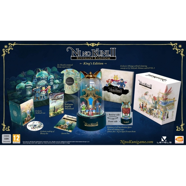 Ni No Kuni II Revenant Kingdom Kings Edition PC Game - Image 2