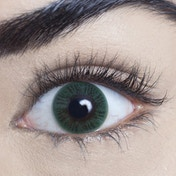 Sea Green 1 Day Natural Coloured Contact Lenses (MesmerEyez)