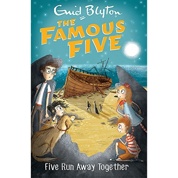Five Run Away Together: Book 3 by Enid Blyton (Paperback, 2017)