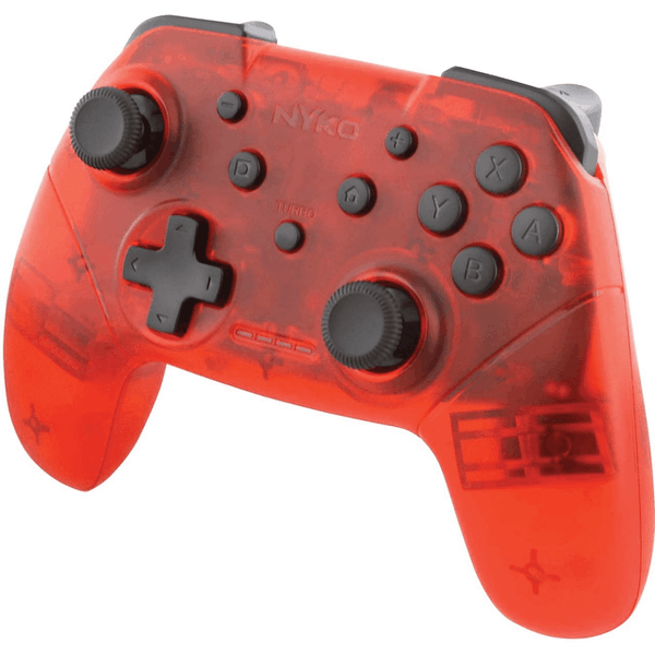 Nyko Wireless Core Controller (Red) for Nintendo Switch
