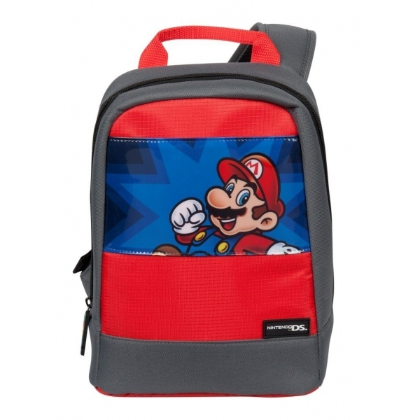 Super Mario Mini Sling Bag Mario 3DS XL/ 3DS/ DSi XL/ DSi
