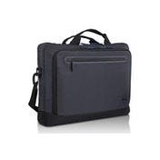 DELL Urban Briefcase-15 notebook case 38.1 cm (15 inch) Black,Blue
