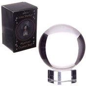 Crystal Ball with Glass Stand & Gift Box