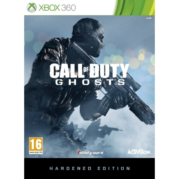 Call Of Duty Ghosts Hardened Edition Game Xbox 360