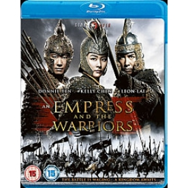 Empress And The Warriors Blu-ray