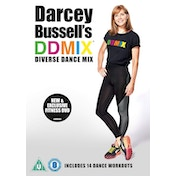 Darcey Bussell's Diverse Dance Mix DVD