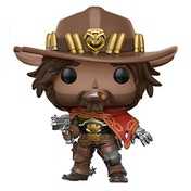 McCree (Overwatch) Funko Pop! Vinyl Figure