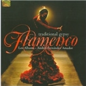 Alhambra Traditional Gypsy Flamenco CD