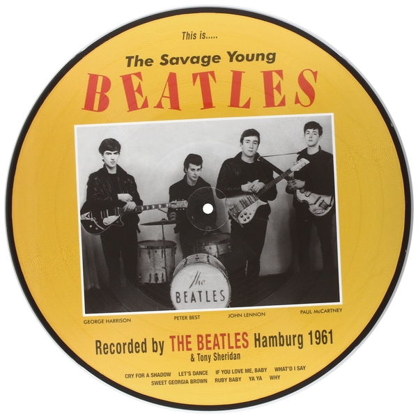 Beatles - This Is / The Savage Young Beatles (Picture Disc) Vinyl