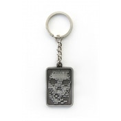 Watch Dogs Skull Keychain