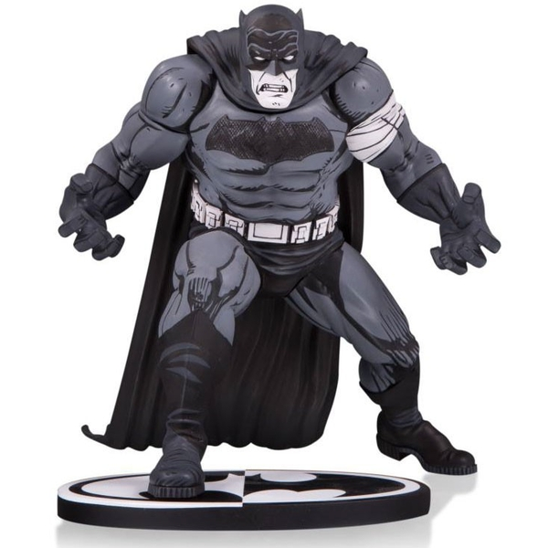 Batman Black & White (Klaus Janson) Statue