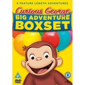 Curious George Anniversary Boxset DVD