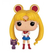 Sailor Moon & Luna (Sailor Moon) Funko Pop! Vinyl Figure