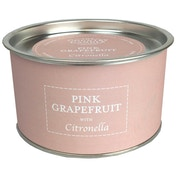 Pink Grapefruit Citronella Candle