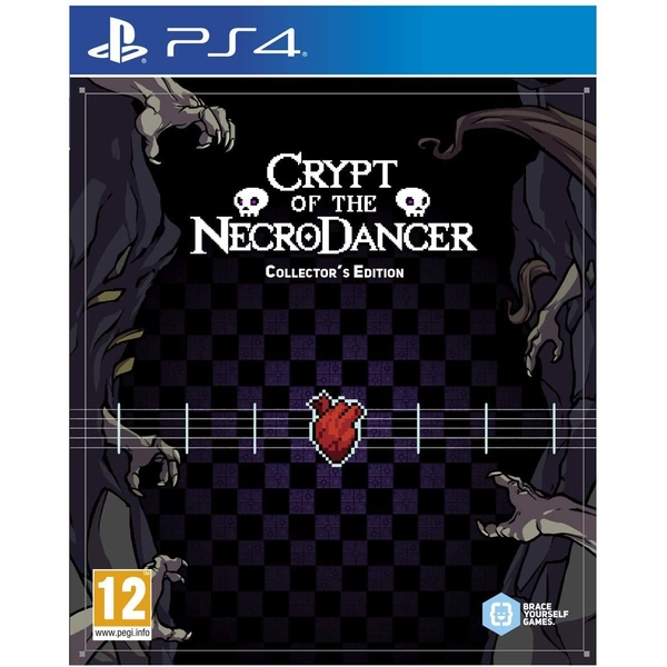 Crypt of the NecroDancer Collector's Edition PS4 Game