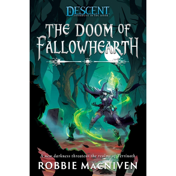 A Descent: Journeys in the Dark - The Doom of Fallowhearth (Paperback, 2020)