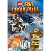 Lego Star Wars Droid Tales Vol 2 DVD