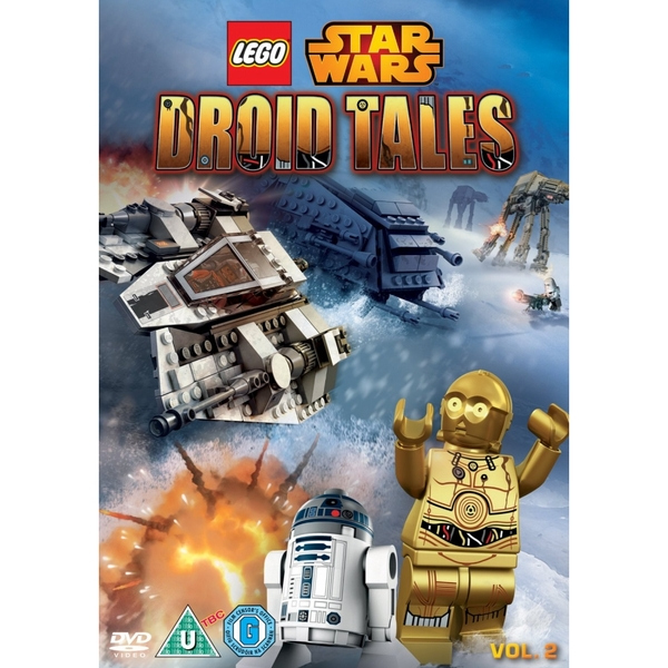 Lego Star Wars Droid Tales Vol 2 Dvd Ozgameshopcom