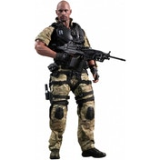 Hot Toys  Roadblock - GI JOE Retaliation - 1:6 Scale Figure