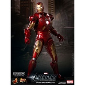 12 Inch Iron Man MK.VII Sixth Scale Figure The Avengers Movie