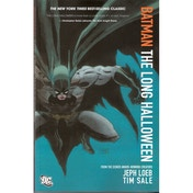 DC Comics Batman The Long Halloween Paperback