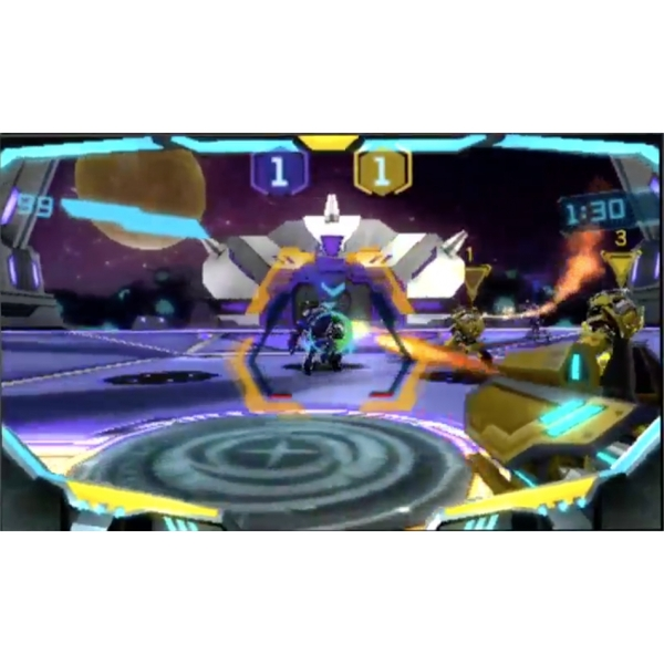 Metroid Prime Federation Force 3DS Game - Image 3