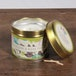 Wild Lime & Rose Tea (Fragrant Orchard Collection) Gold Tin Candle - Image 2