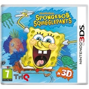 Spongebob Squigglepants Game 3DS