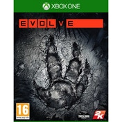 Evolve Game Xbox One