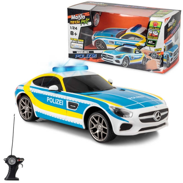 1:24 Police Car Radio Controlled Toy