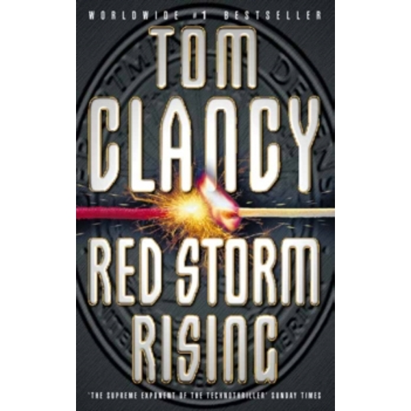 Red Storm Rising by Tom Clancy (Paperback, 1987)