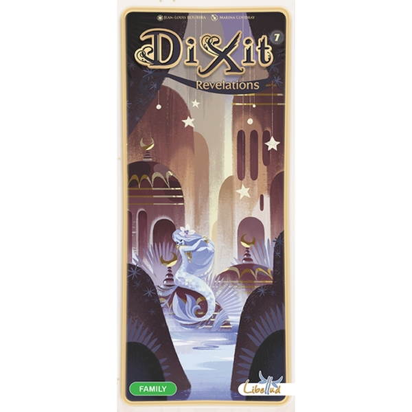 Dixit 7 Revelations Expansion Board Game (2016) - Image 1