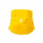 gNappies Small Good Morning Sunshine Yellow gpants - 3-7 kg (8-14 lbs)