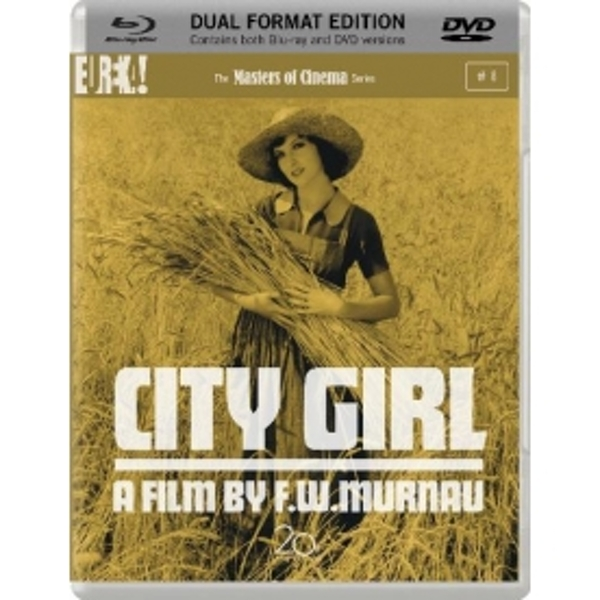 City Girl Blu-Ray & DVD