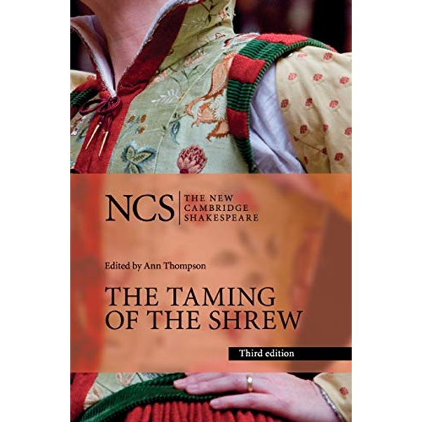 The Taming of the Shrew by William Shakespeare (Paperback, 2017)