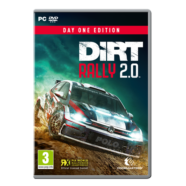 Dirt Rally 2.0 Day One Edition PC Game