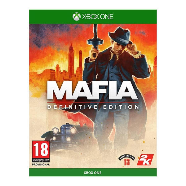 Mafia Definitive Edition Xbox One Game