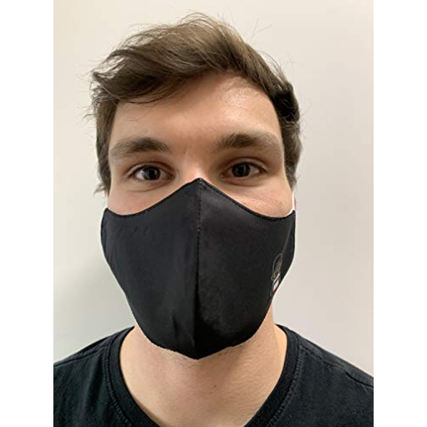 Face Mask/Covering (Single) Adult Black