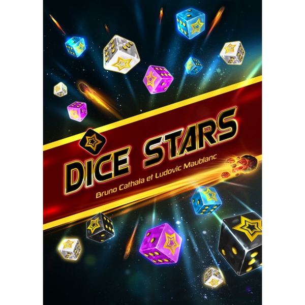Dice Stars Board Game