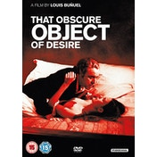 That Obscure Object Of Desire (StudioCanal Collection) DVD