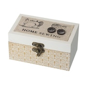 Wooden Sewing Box By Heaven Sends