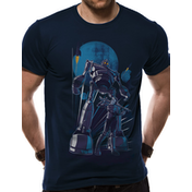 Ready Player One - Iron Giant Men's X-Large T-Shirt - Black