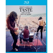What s Going On Live At The Isle Of Wight Festival 1970 Blu-ray