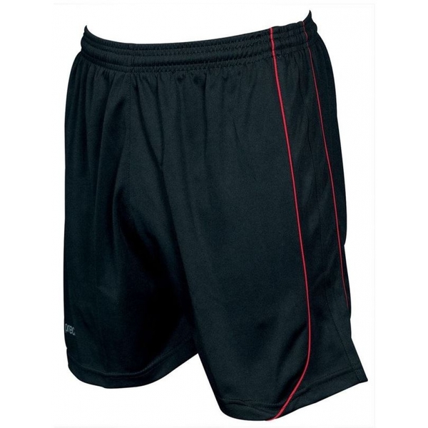 Precision Mestalla Shorts 38-40 inch Black/Red