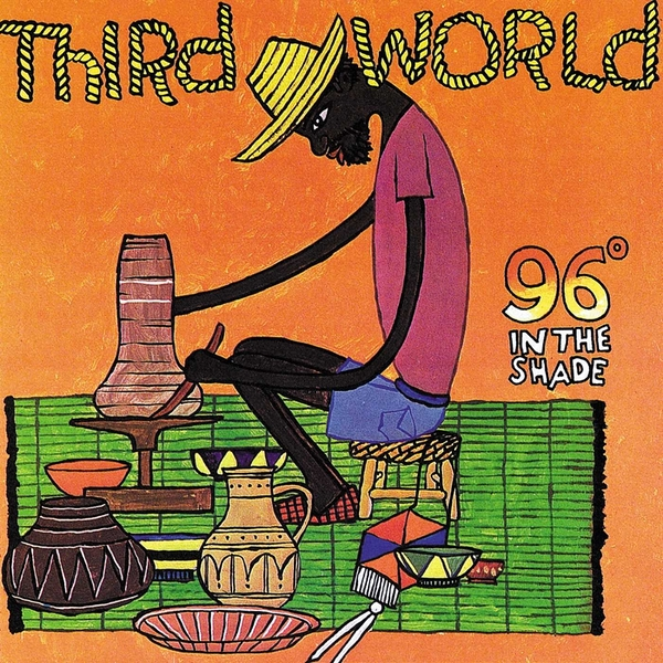 Third World - 96% In The Shade Vinyl
