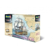 Battle Of Trafalgar Gift Set 1:225  Revell Model Kit