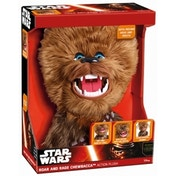 Chewbacca (Star Wars) Action Roar and Rage Plush