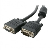 3 ft Coax High Resolution VGA Monitor Extension Cable - HD15 M/F