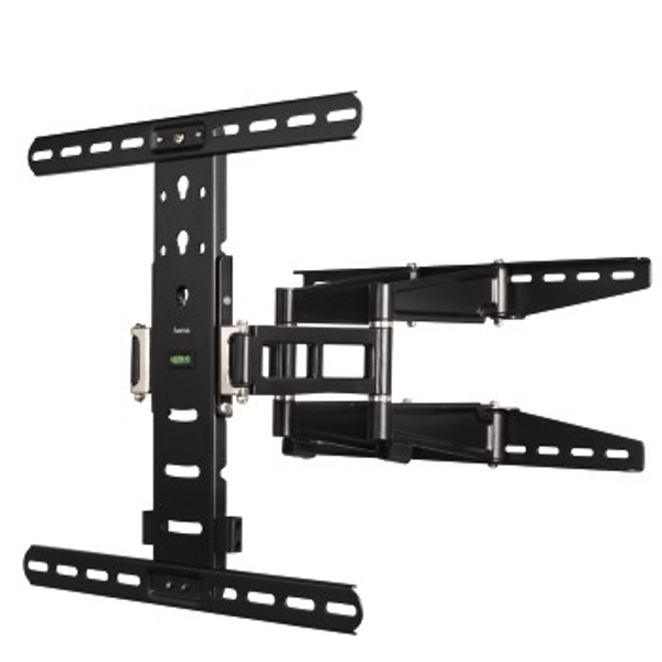 "Hama Ultraslim FULLMOTION TV Wall Bracket, 5 stars, 142 cm (56""), black"